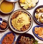 Folha Online - Equilíbrio - Receitas - Tente fazer um cuscuz marroquino do restaurante Arábia - 02/07/2002