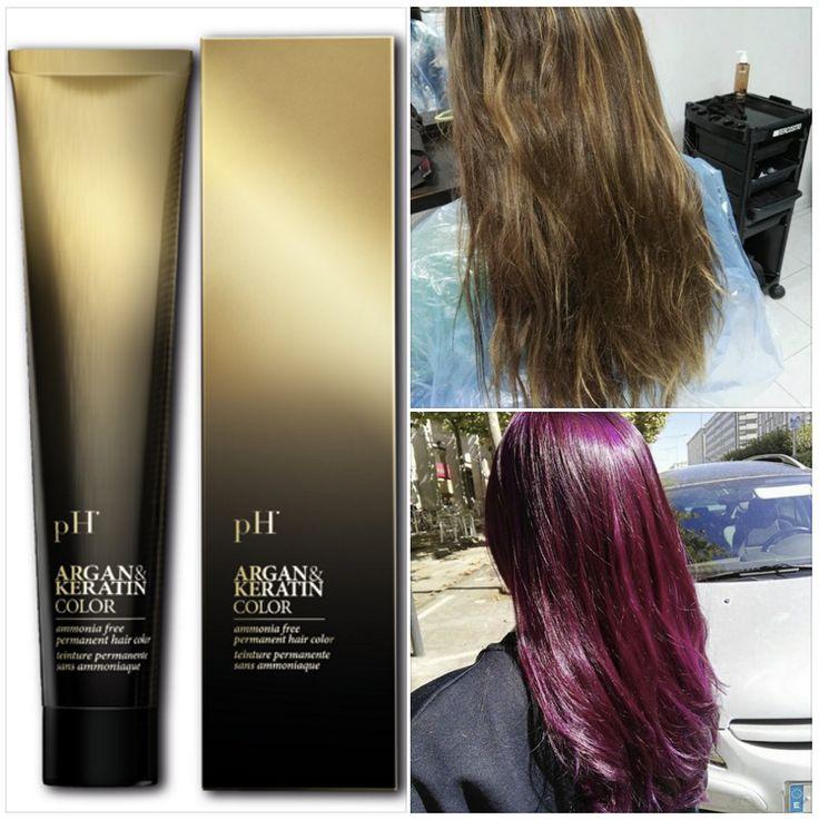 pH Pure Hair Illuminating Color: è una rivoluzionaria crema gel colorante senza ammoniaca, arricchita con Olio di Argan e Cheratina. Colori intensi. Riflessi luminosi. Perfetta copertura dei capelli bianchi. #ammoniafree #arganoil #keratin #phlaboratories #madeinitaly