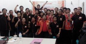 Evaluasi Kinerja, DPK Gafatar Surabaya Gelar Rapat Kerja Tahunan 2014