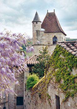 Figeac, Lot, France