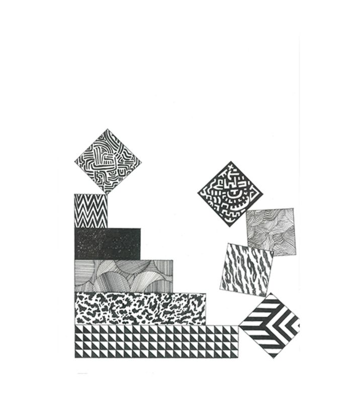Limited print edition 1/100. Original piece is a felt tip and ink pen drawing.  You can buy this piece here: www.artrebels.com #artrebels #blackandwhite #art