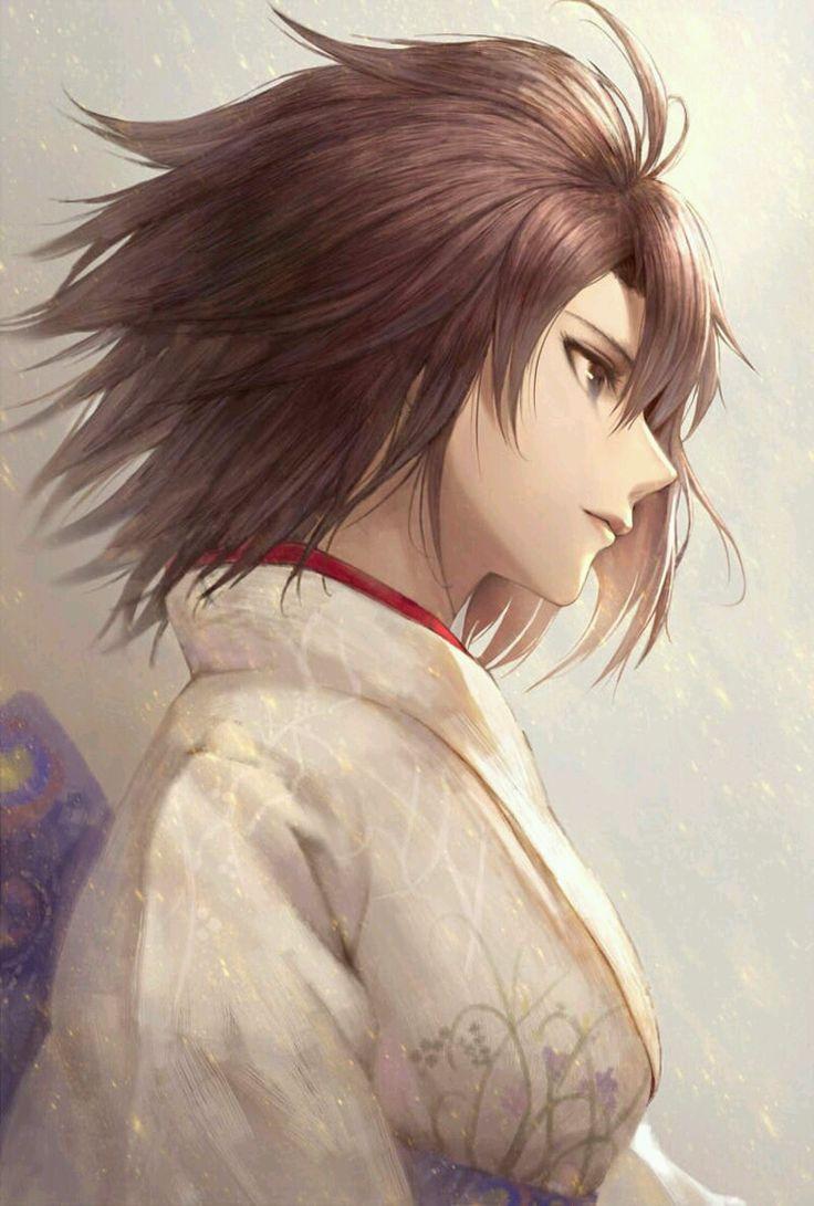 Kara no Kyoukai / The Garden of Sinners:Ryougi Shiki