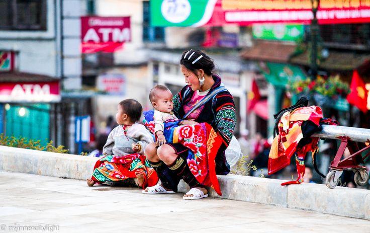 #sapa #vietnam #asia #mother #motherslove