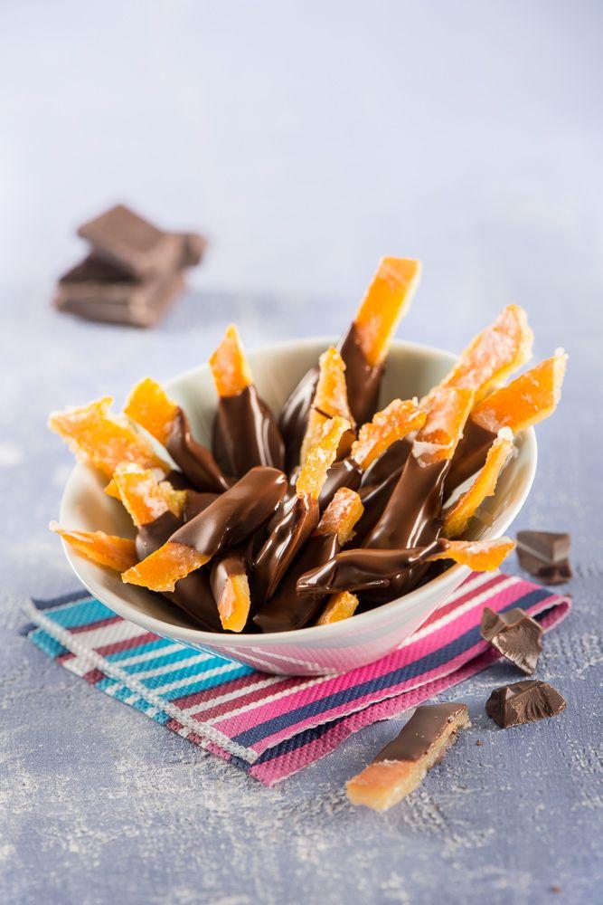 El maridaje perfecto: naranja y chocolate