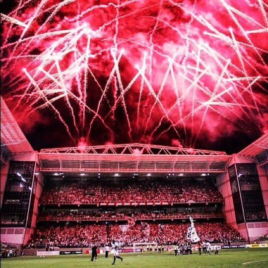 Estádio Raimundo Sampaio (Arena Independência) - América Futebol Clube in Belo Horizonte, MG