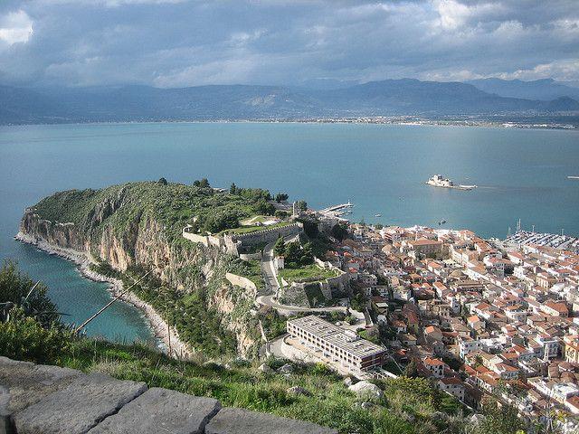 TRAVEL'IN GREECE I #Nafplio, #Peloponnese, #Greece
