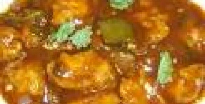 Try Mushroom Chicken