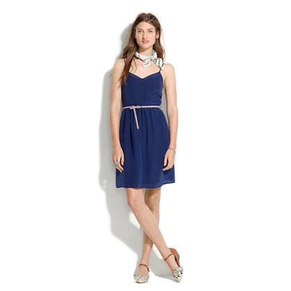 Silk Cami Dress - dresses & skirts - Women's NEW ARRIVALS - Madewell