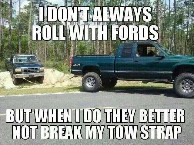 Funny Ford Vs Chevy Sayings Www Imgkid Com The Image