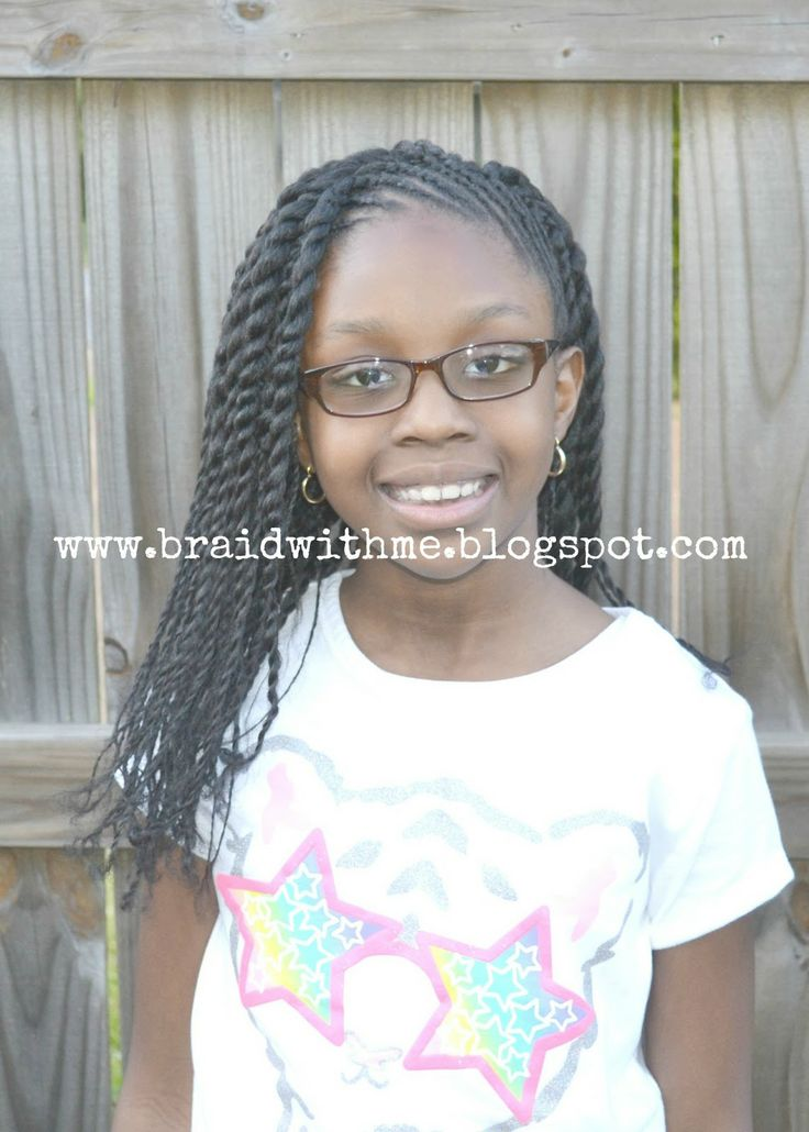 Childrens Hairstyles For School In : 116 best natural kids: buns images on pinterest