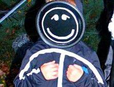 Stick Man Halloween Costume