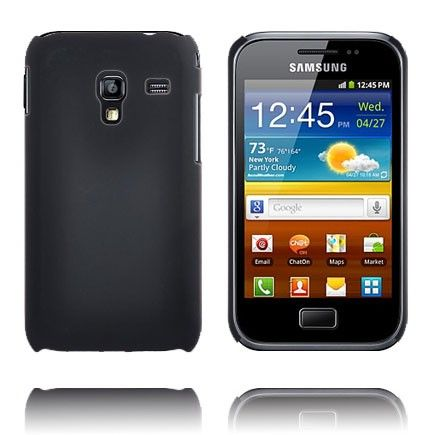 Hard Shell (Sort) Samsung Galaxy Ace Plus Cover