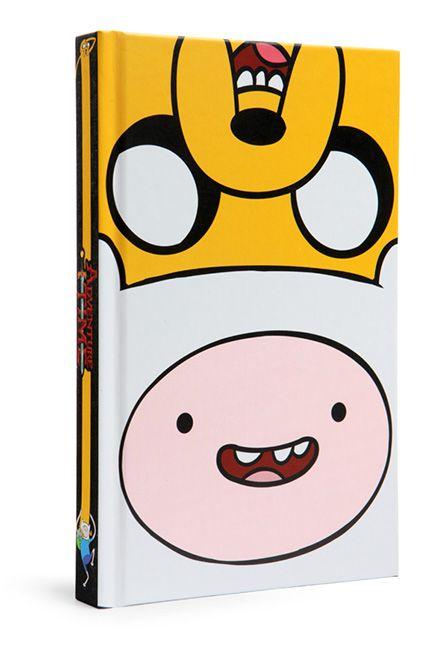 Adventure Time Finn & Jake Journal