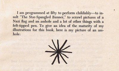 Kurt Vonnegut--Breakfast of Champions or, Goodbye Blue Monday (1973)