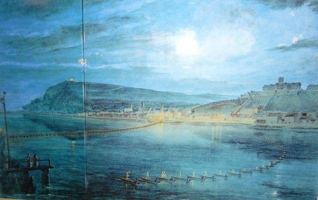 Once upon a time - Flood in 1830, Budapest