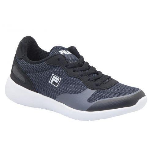 FILA FIREBOLT LOW PS black De Firebolt low B is een stoere, laag uitgesneden jongens sneaker met een running look.