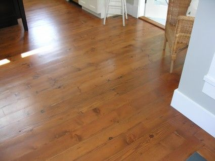 6 Quot Wide Plank Flooring Reclaimed Flooring Cut From