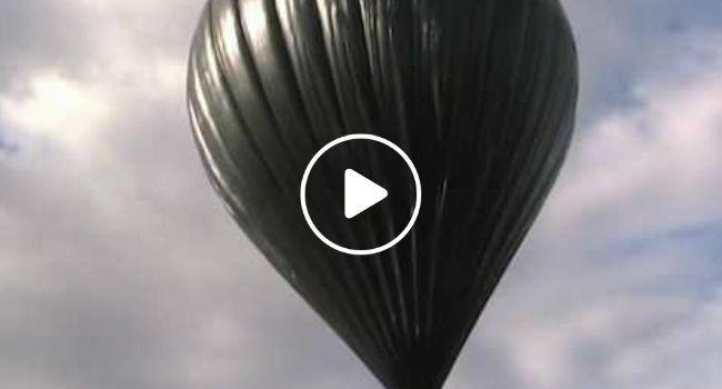 Homem Cria Balão De Ar Usando Sacos Do Lixo, Fita Adesiva e Ventoinha Doméstica