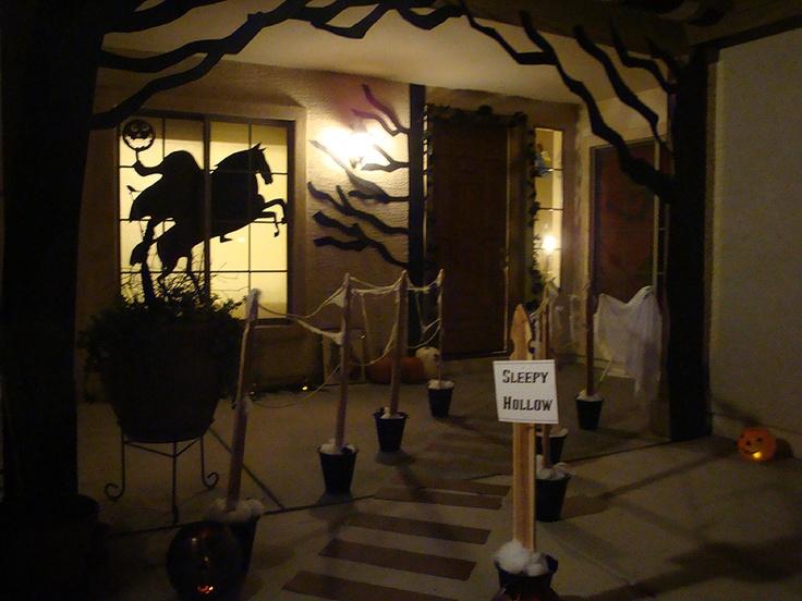 spooky nancy drew sleepy hollow halloween party 2010