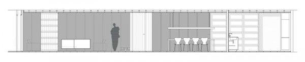 Jordi Badia y Marcos Catalán, del estudio de arquitectura BAAS, se inspiraron en casa Mairea del maestro Alvar Aalto para rehabilitar con luminosidad un oscuro entresuelo. El resultado, un piso familiar de aspecto amable, claro y tranquilo, un oasis nórdico en pleno corazón de Barcelona. En el diseño de esta vivienda, los arquitectos han cedido …