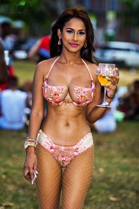 Trinidad's hottest women