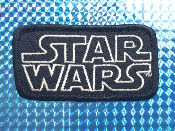 1977 Star Wars Patch Brand New Great by RetroPixelsAndToys on Etsy 71e994a589f7
