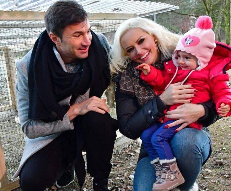Lucas Cordalis, Daniela Katzenberger und die kleine Sophia sind nach wie vor eine glückliche Familie.