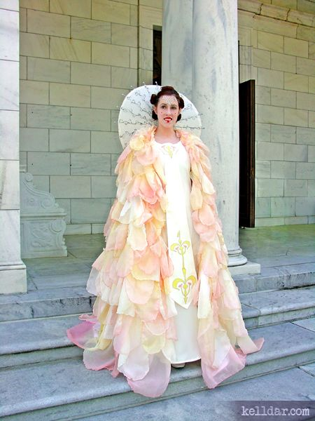 My Queen Amidala Parade Gown Star Wars Costume From