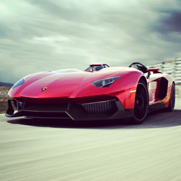 Lamborghini Speed Machine