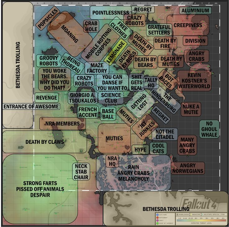 Best Falloutophilia Images On Pinterest Videogames Fallout - Fallout game map of us