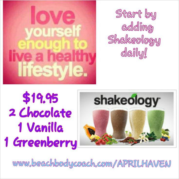 17 beste ideeën over Shakeology Sample op Pinterest - Shakeology ...