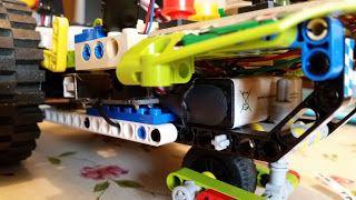 Una macchina programmabile - prime prove ~ Casa Bacciglieri Bedeschi