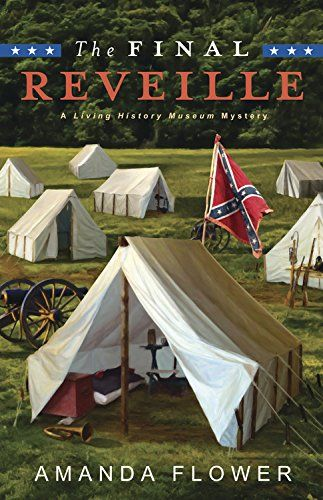 The Final Reveille (A Living History Museum Mystery) by Amanda Flower http://www.amazon.com/dp/0738744735/ref=cm_sw_r_pi_dp_n66rvb0H5S0JE
