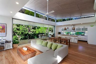 Having a HUGE, open back deck with a green leafy outlook like this one ... is the dream of every home owner in Queensland