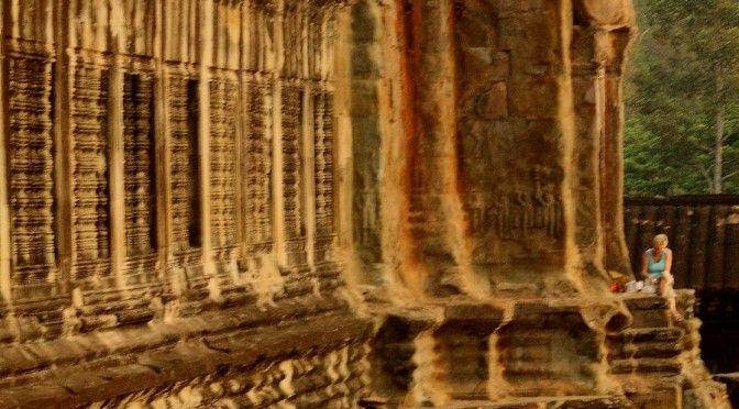 Susan Lerche's travels in Cambodia