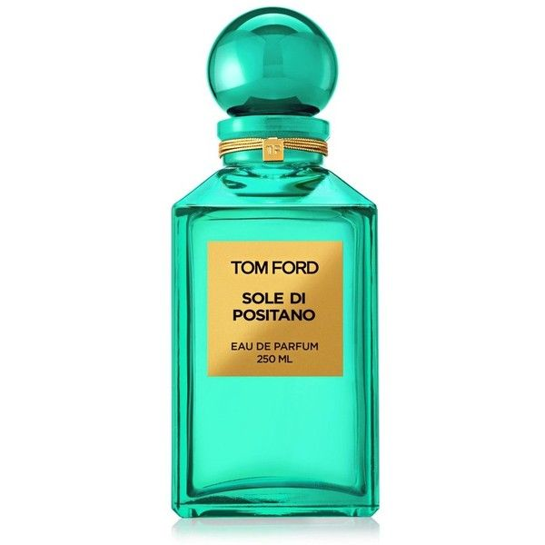 Women's Tom Ford Private Blend Sole Di Positano Eau De Parfum Decanter ($595) ❤ liked on Polyvore featuring beauty products, fragrance, no color, tom ford, tom ford perfume, eau de parfum perfume, edp perfume and tom ford fragrance