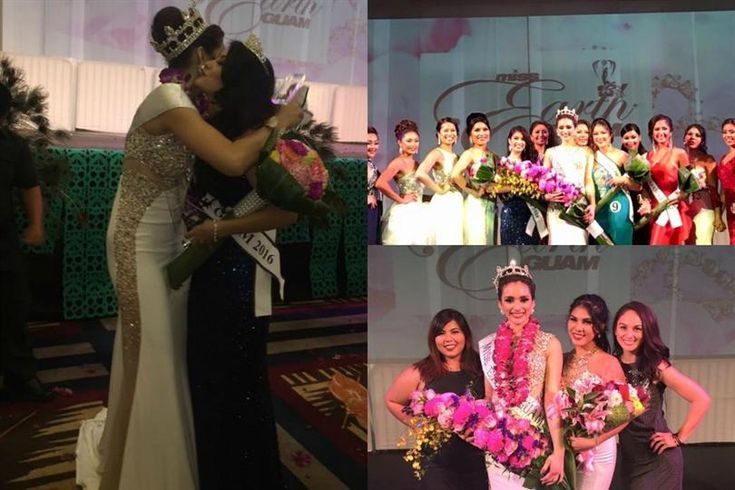 Gloria Nelson crowned as Miss Earth Guam 2016