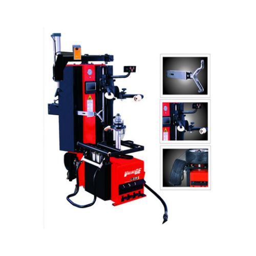 Hydraulic & Pneumatic Tyre Changer