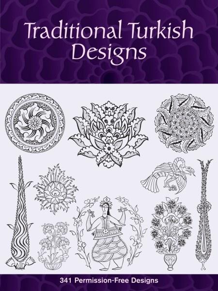 Traditional Turkish Designs, via Dover, downloadable version, $7.99