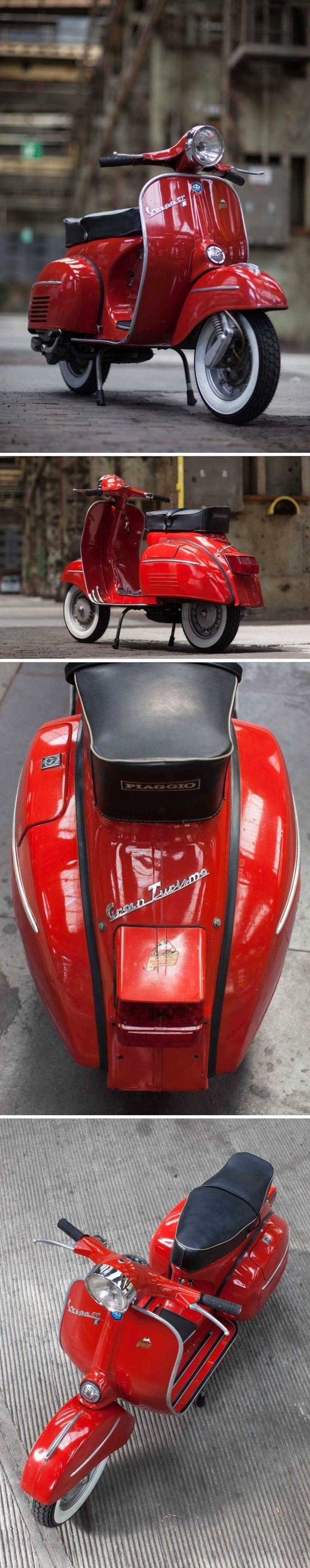 Vespa 125 Gran Turismo R 1972