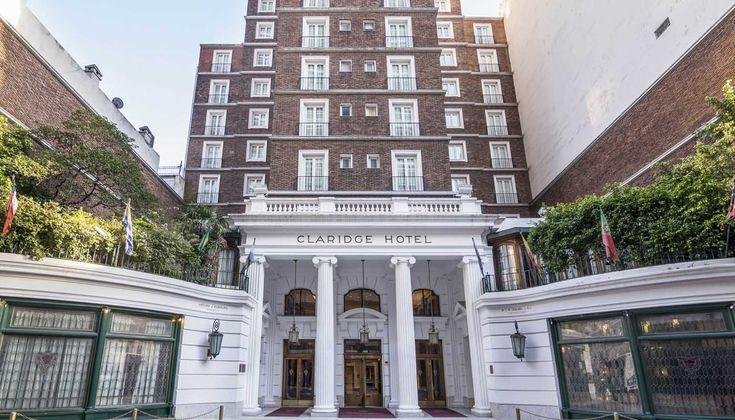 Web oficial del Claridge Hotel de 5 estrellas en Buenos Aires con el mejor precio garantizado. Consulta nuestras ofertas!
