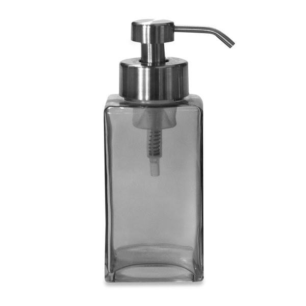 Foaming Soap Dispenser - $19.99 -   Glass dispenser turns any liquid hand soap into foam soap.