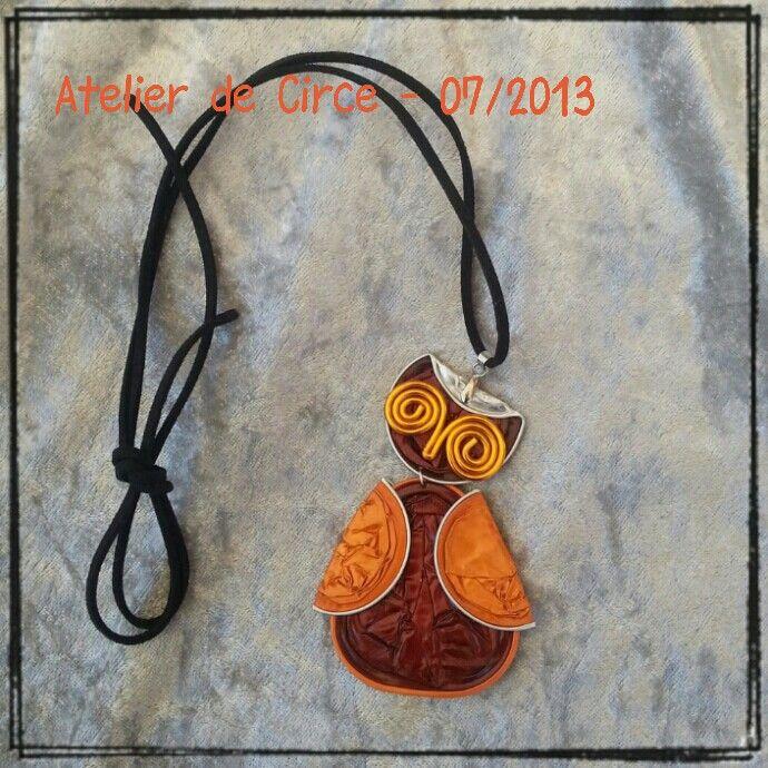 Hibou capsules Nespresso & Special T - www.facebook.com/AtelierdeCirce