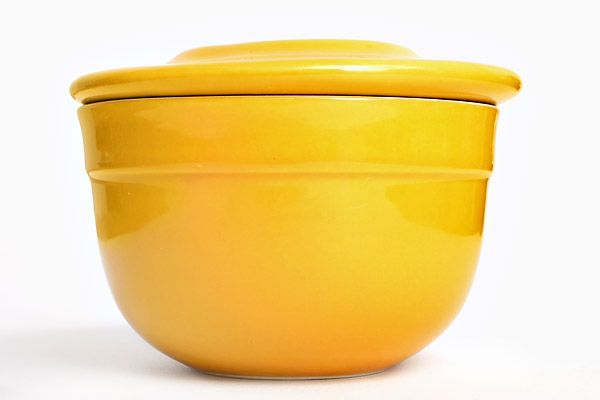 Keep Butter Soft and Fresh Using a French Butter Crock....I now want a butter crock.