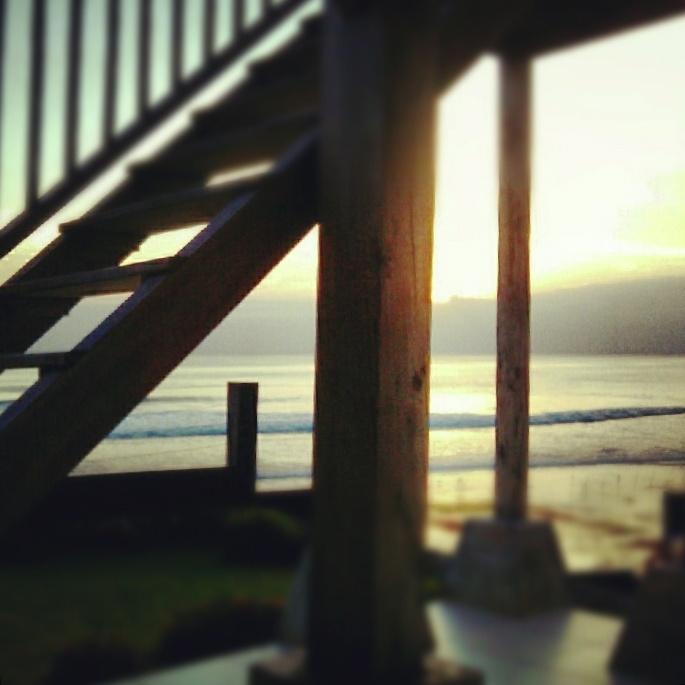 At Jennys place, Nusa Cenigan - Bali