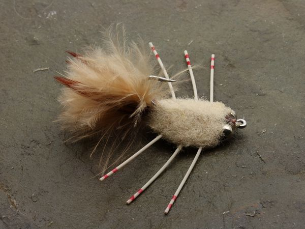 Wool crab tan permit flies pinterest fly tying and for Permit fly fishing