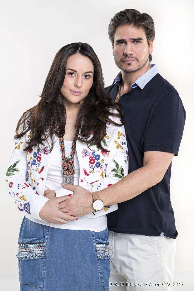 """TELEVISA presentó su nueva telenovela donde el amor, la familia y el humor se conjugan para arruinar o resaltar la felicidad de: """"Mi marido tiene familia""""."""