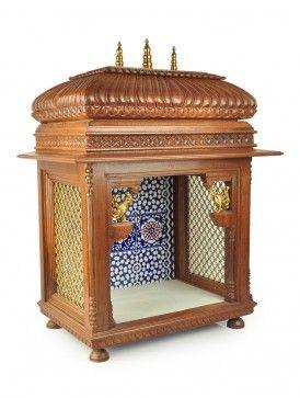 Mann Ka Mandir...a little temple for the home...love it!