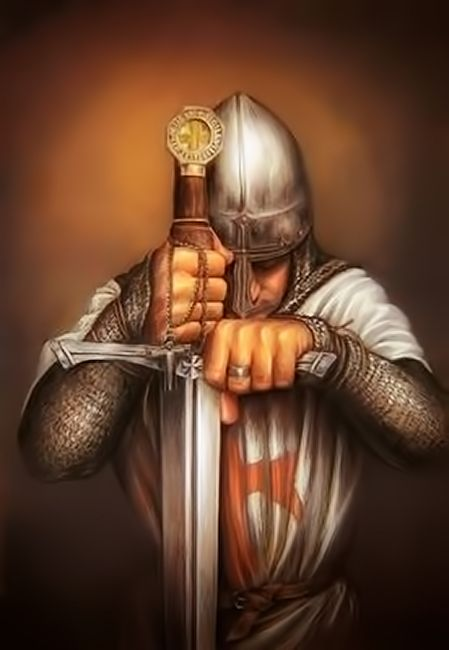"""The Knights Templar's Prayer"""