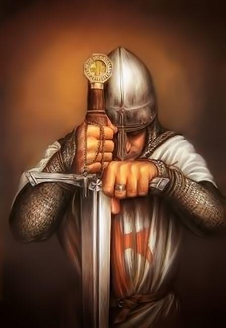 """The Knights Templar's Prayer"""